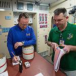 Expedition 41/42 Emergency Scenario Training