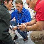 Expedition 42/43 Emergency Scenario Training Session