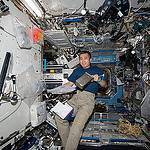 Japan Aerospace Exploration Agency astronaut Koichi Wakata