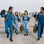 STS-51L Prime and Backup Crew Members