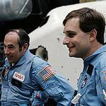 Astronauts Gregory Jarvis and William Butterworth