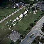 Aerial View of Rocket Park